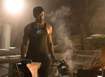 Iron Man Forging Iron