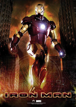 iron man teaser poster small Film Review: Iron Man