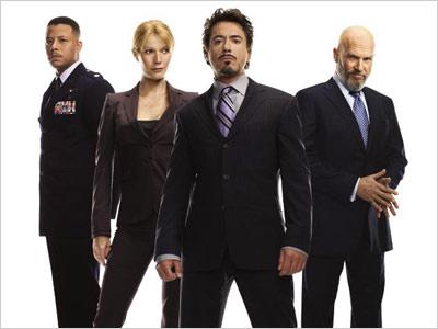Iron Man Cast Pic