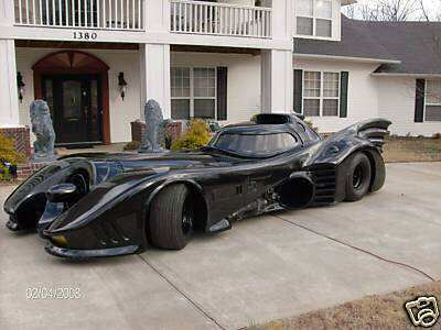 Batmobile 4 Sale